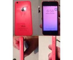 iPhone 5C Rosado 16Gb Como Nuevo