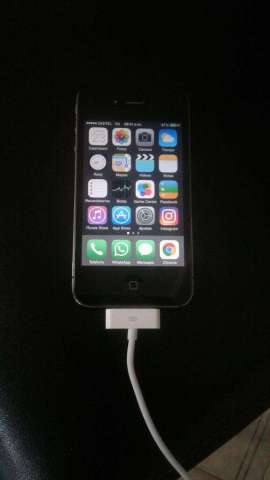 Vendo iPhone 4g de 32gb