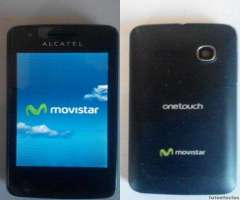 Telefono Alcatel one toch 4030A Movistar