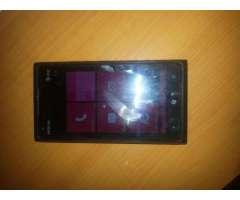 Se vende o Cambia Nokia Lumia 900 impecable.