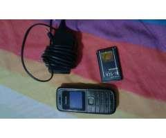Vendo Telefono Nokia 1208 en Buen Estado