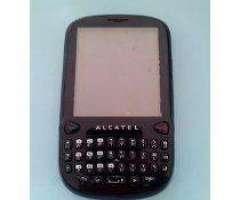 Celular sencillo alcatel ot 807a.