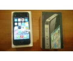 iPhone 4 G Liberado de 16 Gb