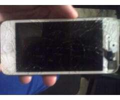 iPhone 5 Detalle de Mica