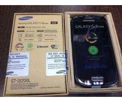 Samsung Galaxy S3 Mini Modelo i8200 Liberado, Original, Nuevo.