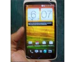 HTC ONE X 16 gb solo digitel
