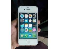 iPhone 4g 8gb Movistar