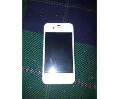Vendo Iphone 4s de 16gb Sin señal. 100 operativo por wifi. Libre de icloud. Negociable.