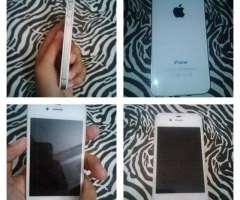 Vendo iPhone 4S Como Nuevo Liberado