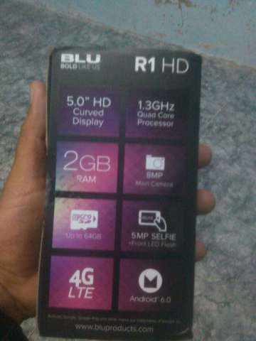 Telefonos Nuevos Blu R1 Hd Y Alcatel A30