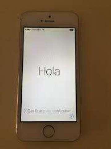 Iphone 5 s vendo o cambio para reparar o para respuesto
