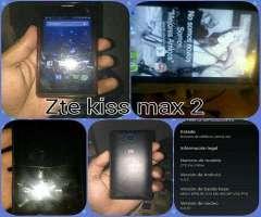 Vendo zte kiss max 2