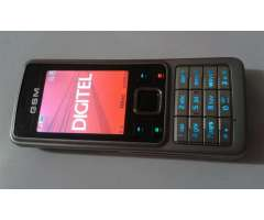 Nokia 6300 para Digitel