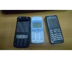 Celulares Nokia Sony Ericson