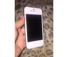Vendo iPhone 4S 16 Gb