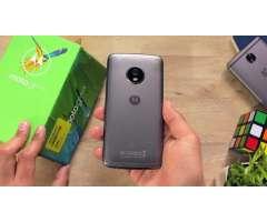 Vendo Moto G5 Plus Nuevo