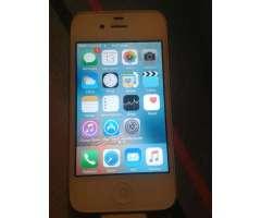 iPhone 4s de 16 Gb Liberado sin Detalle