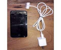 Iphone 4 pantalla dañada