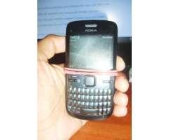 Vendo Teléfono Celular Nokia C3