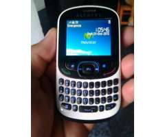 Vendo Alcatel Movistar Gsm de Chip de linea