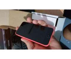 IPhone 5c excelentes estado