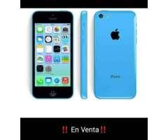 Iphone 5c 100 original y legal