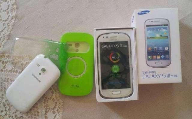 Samsung S3 mini PLACA DAÑADA