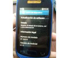Samsung Galaxy Music para Digitel