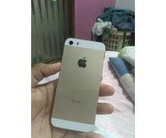 Vendo O Cambio iPhone 5s Como Nuevo