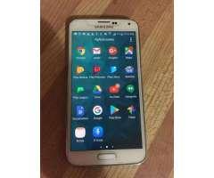 Samsung S5 Grande blanco