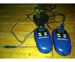 Radiotransmisores Motorolas