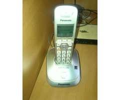 Teléfono Panasonic Solo 1semana de Uso