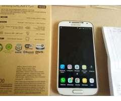 Vendo o cambio Samsung Galaxy S4 grande liberado con caja