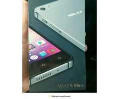 BLU Vivo 5 Mini de 8 gb Nuevo Dual Sim