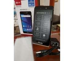 Blu Advance 5.2. 8GB Memoria, 1GB RAM. Camara frontal 5MP Con Flash. Android 7.0. Somos tienda ...