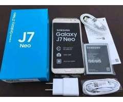 Samsung J7 Neo Nuevo