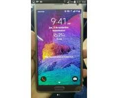a La Venta Samsung Note 4 de 32gb