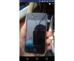 Vendo O Cambio iPhone 4s de 32gb