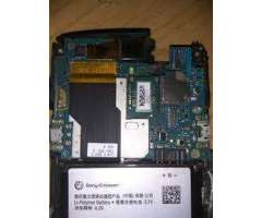 placa Sony Xperia S Lt26i