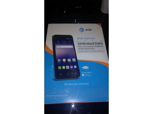 Alcatel Onetouch Ideal