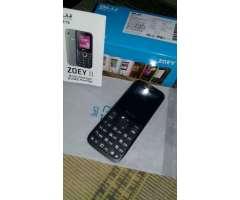 Teléfono básico blu nuevo liberado