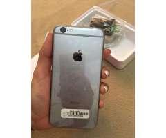 iPhone 6 Nuevo de 64Gb!