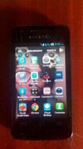 Vendo Alcatel S Pop Excelente