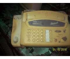 VENDO O CAMBIO FAX TELEFONO PANASONY USADA BUEN ESTADO 1.250MIL