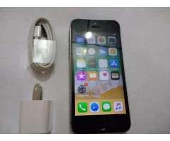 iPhone 5s 16gb Negro