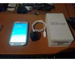 Samsung Galaxy S3 I9300 Grande Como nuevo virgo