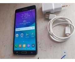 Se Vende Samsung Note 4 32gb Liberado H