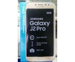 Samsung J2 Pro 2018 Nuevo a Estrenar.