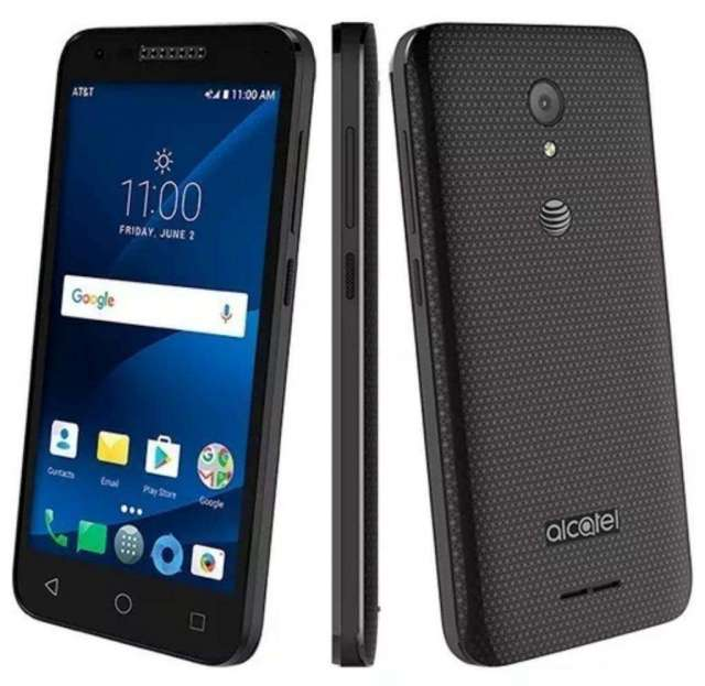 Oferta Alcatel Xcite 4g Android 7.0 8gb