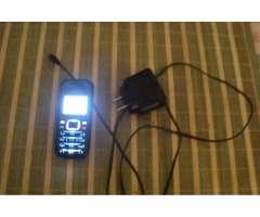 Teléfono sencillo Nokia.